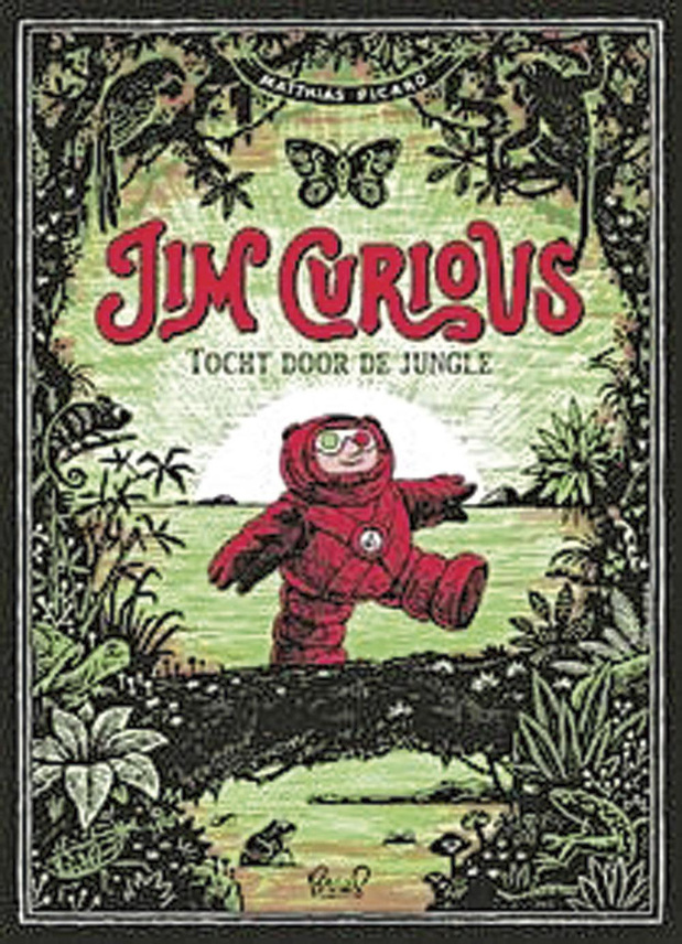 Tocht door de jungle (Jim Curious)