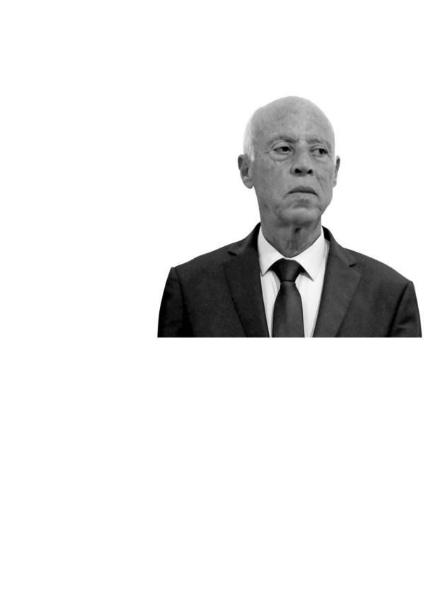 Kaïs Saïed - Presidentskandidaat