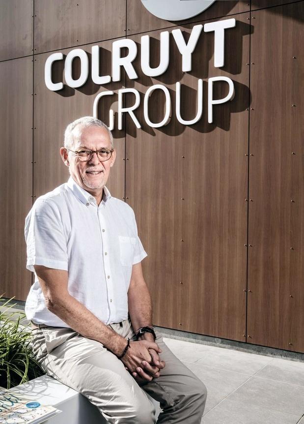 """Jef Colruyt veille sur l'avenir de Colruyt: """"Notre entreprise grandit en même temps que ses employés"""""""