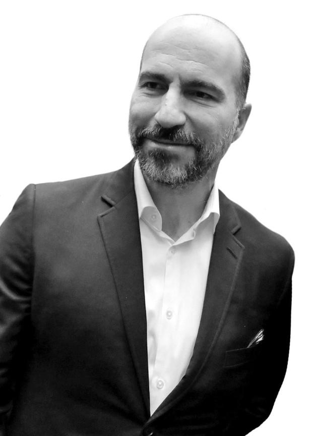 Dara Khosrowshahi - CEO Uber