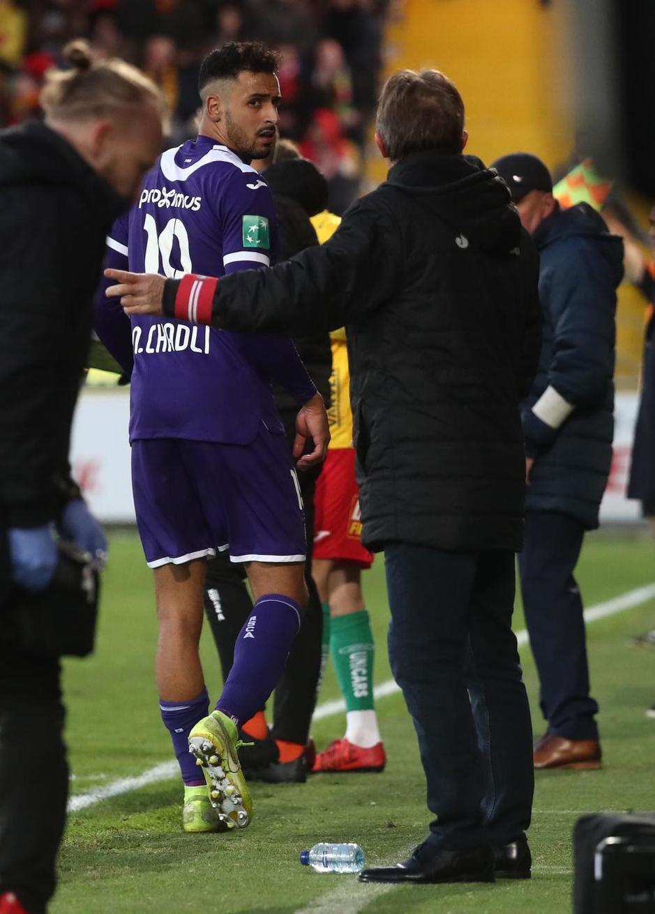 IN BEELD - KV Oostende klopt Anderlecht
