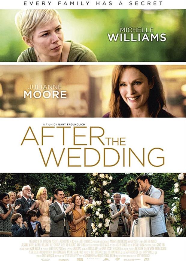 [Critique ciné] After the Wedding: l'émotion est là, mais surchargée