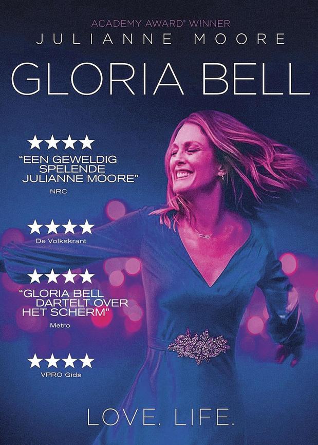 5x blu-ray Gloria Bell