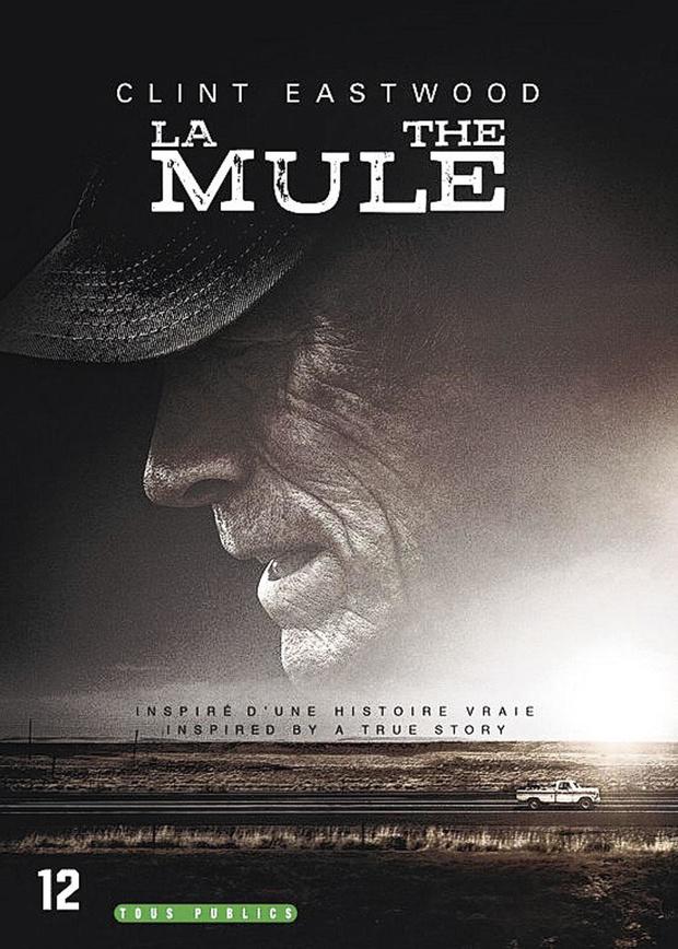 5x blu-ray The Mule