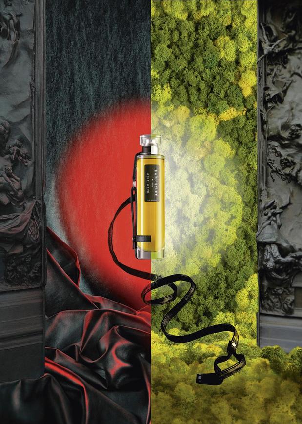 Un parfum aux notes de cuir