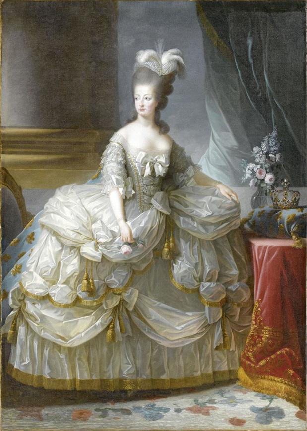 Marie-Antoinette, influenceuse avant la lettre