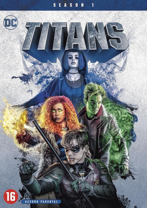 Titans (saison 1)