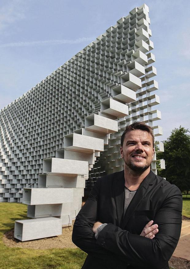 Rencontre avec Bjarke Ingels, BIG architecte