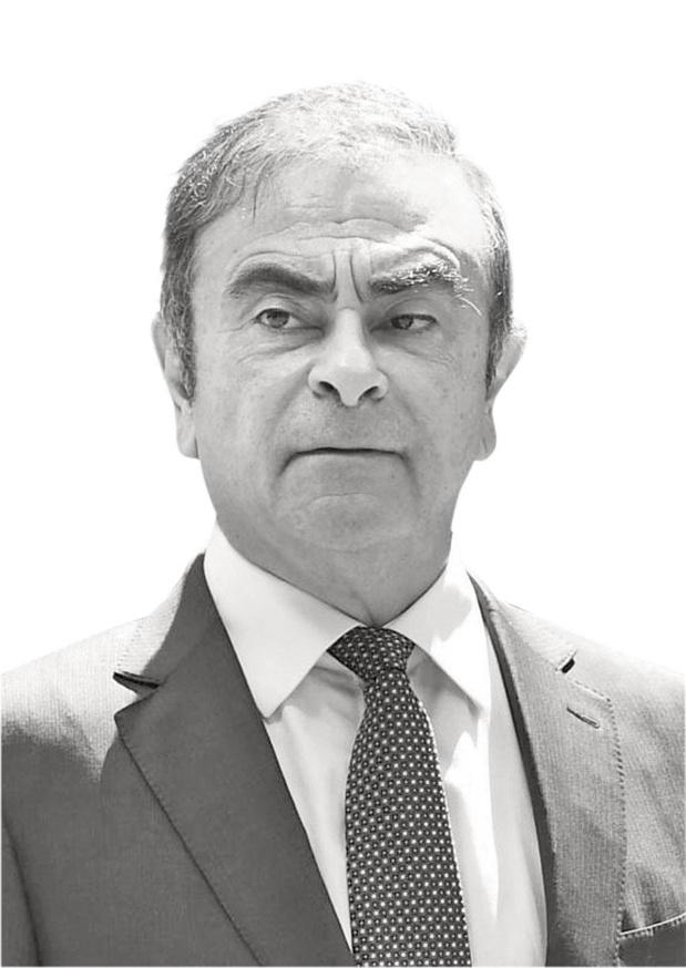 Carlos Ghosn - Voortvluchtige