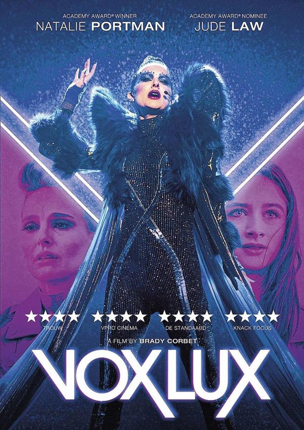 5x dvd Vox Lux
