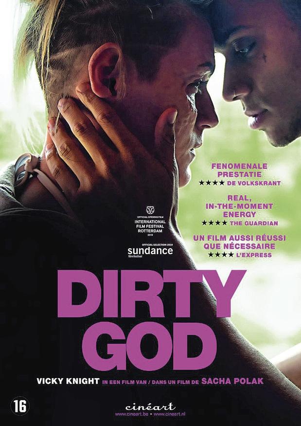 5x dvd Dirty God