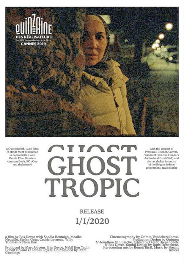 [Critique ciné] Ghost Tropic, un film fragile mais vibrant