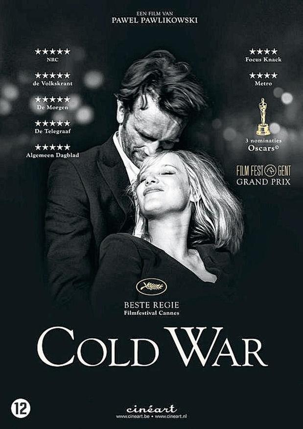 5x dvd Cold War