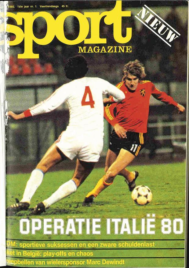 Sport/Voetbalmagazine gaat op zoek naar de ultieme abonnees