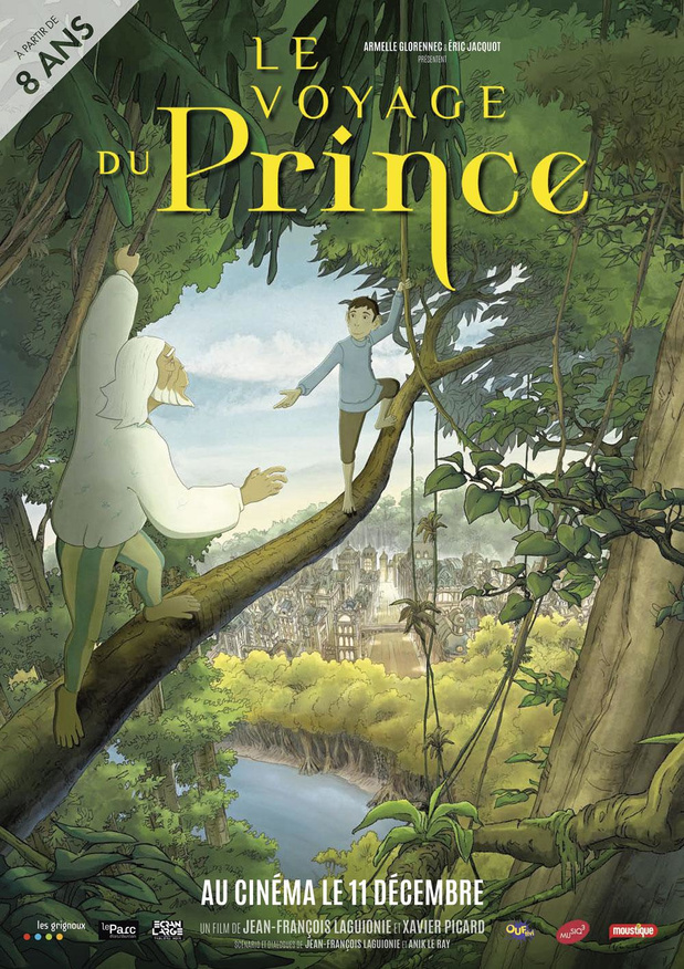 [Critique ciné] Le Voyage du prince, une petite déception