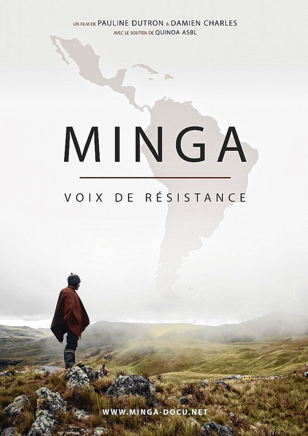 5x2 places pour Minga, voix de résistance