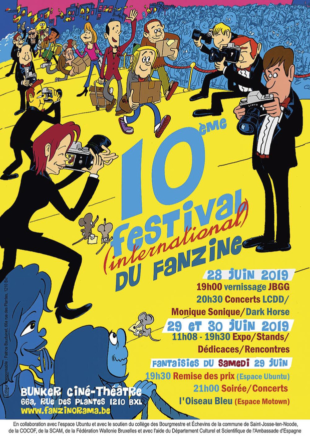 Festival international du Fanzine