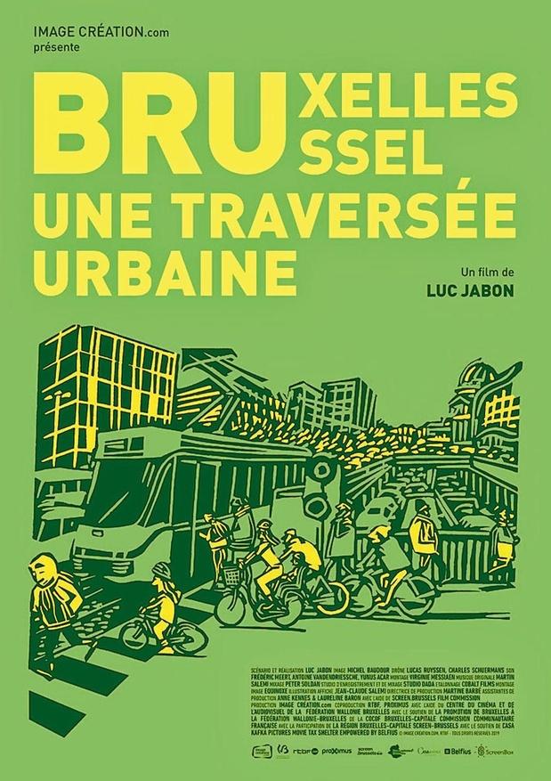 5x2 places pour Bruxelles-Brussel, Une Traversée Urbaine