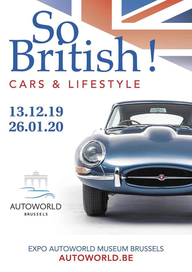 So British ! -- Cars & Lifestyle