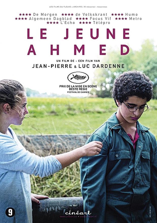 5x dvd Le jeune Ahmed