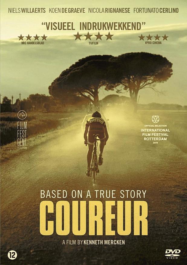 5x dvd Coureur