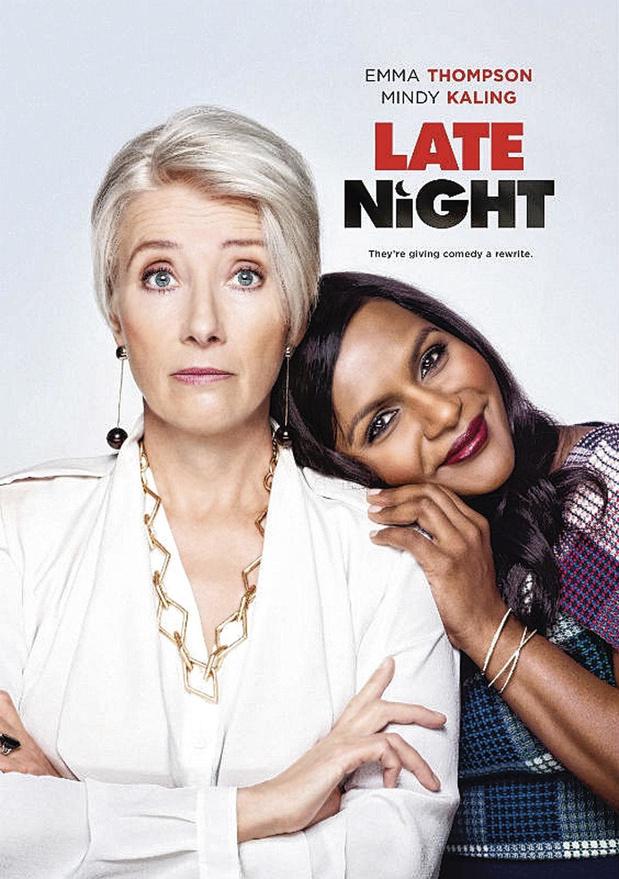[Critique ciné] Late Night, satire aussi bien écrite que jouée