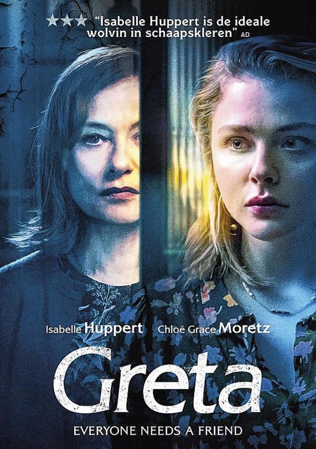 5x dvd Greta
