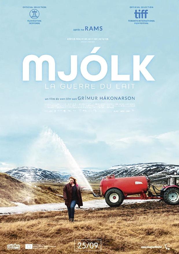 [Critique ciné] Mjólk, la guerre du lait: humour islandais décalé