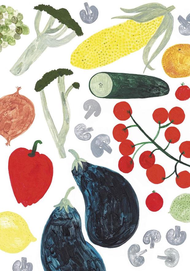 Veggie tafelen: een selectie van de beste adresjes in België