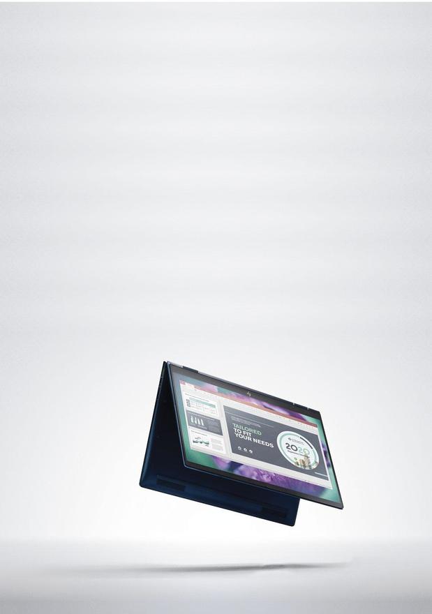 Een libelle van een laptop
