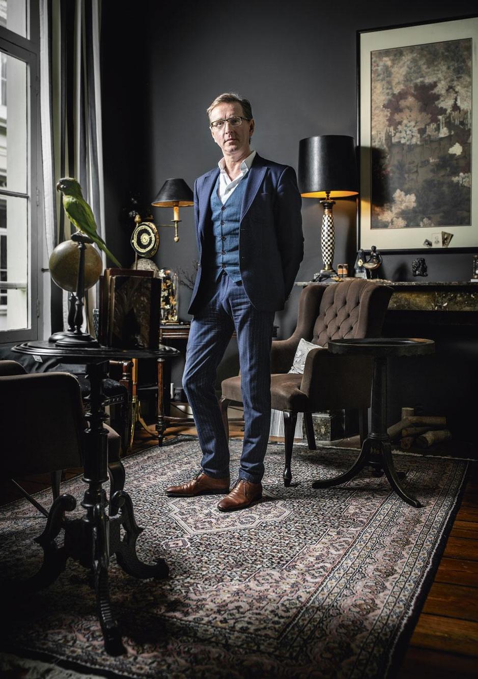 Peter de Caluwe (De Munt): 'Opera maakt mensen gezonder'
