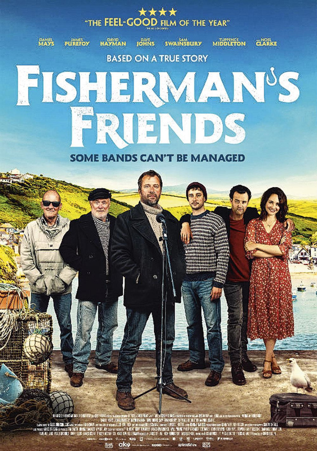 15x2 places pour Fisherman's Friends