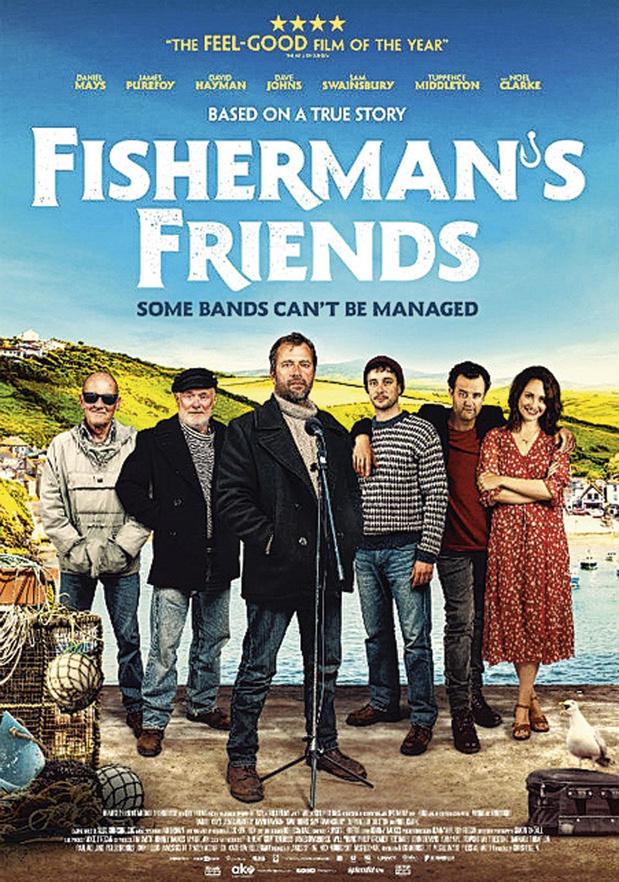 [Critique ciné] Fisherman's Friends, incapable de nuances