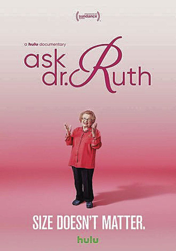 5x dvd Ask Dr. Ruth