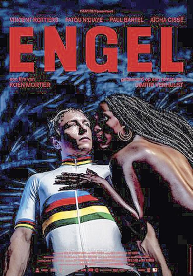 5x dvd + boek Engel