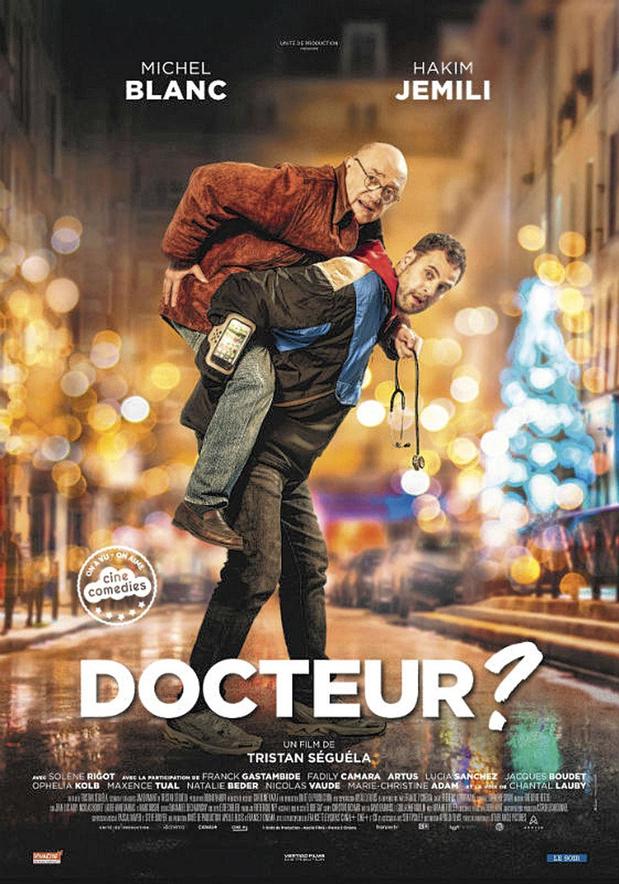 [Critique ciné] Docteur?, une comédie surprise et bien de saison