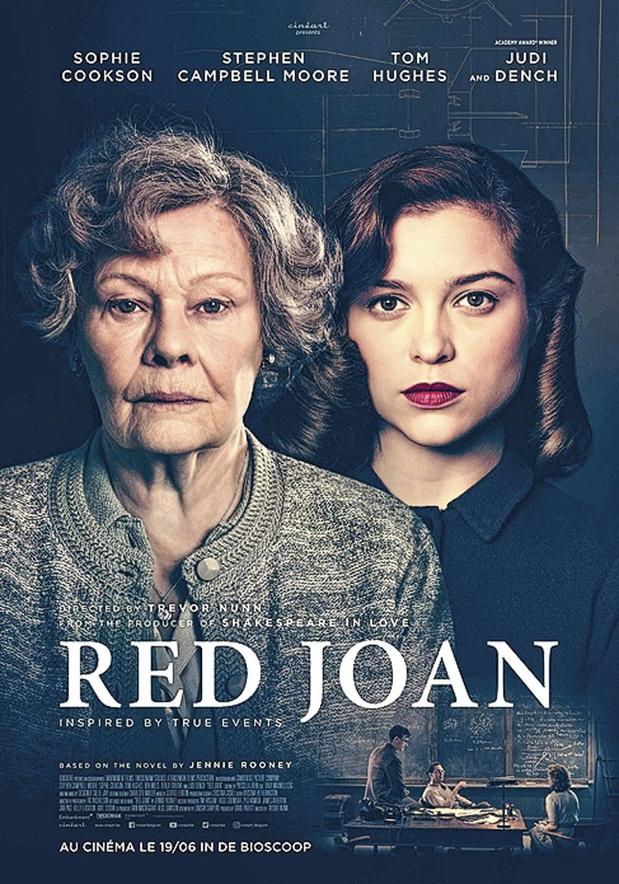 [Critique ciné] Red Joan, spectacle à l'ancienne