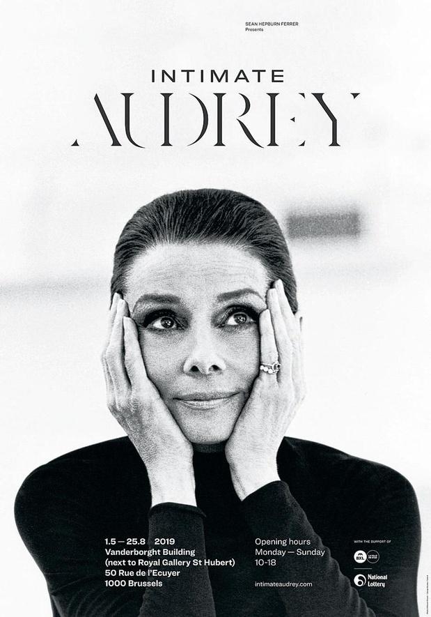 Audrey revient à Bruxelles