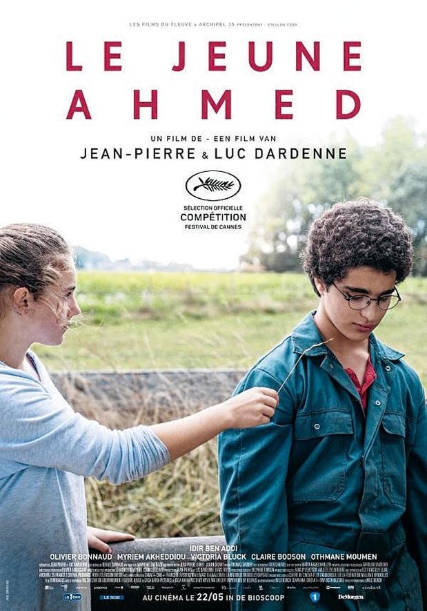 15x2 places pour Le Jeune Ahmed