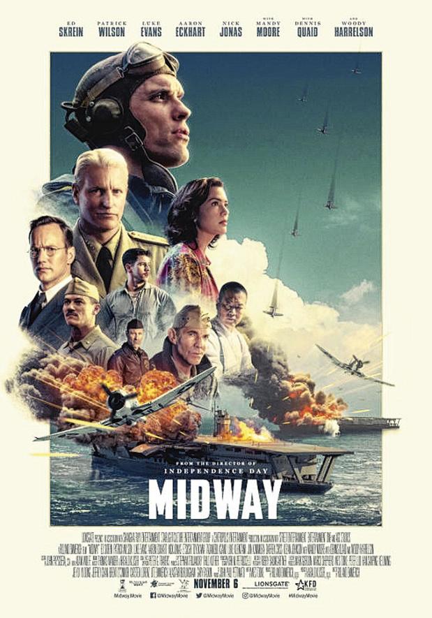 [Critique ciné] Midway: on peut résolument éviter
