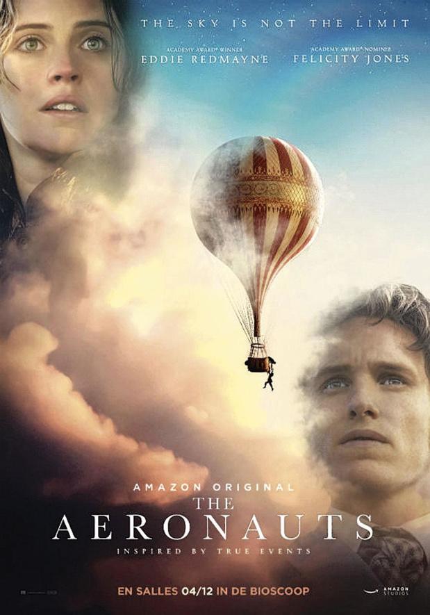 [Critique ciné] The Aeronauts, un fort bon divertissement