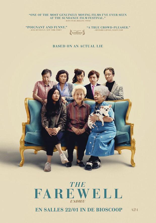 [Critique ciné] The Farewell (L'Adieu), de l'intime à l'universel