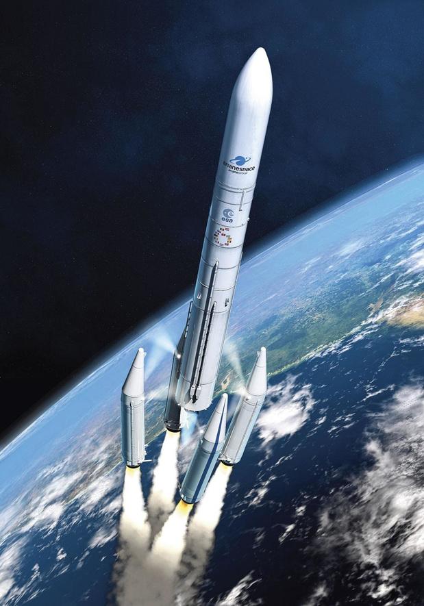 Comment assemble-t-on le lanceur européen Ariane 6, dont le premier vol est prévu avant fin 2020?