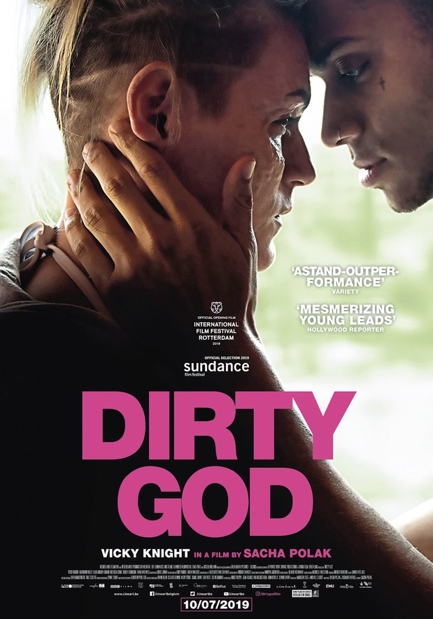 [Critique ciné] Dirty God, âpre et chaotique