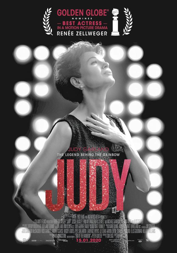 [Critique ciné] Judy, Renée Zellweger au-delà du mimétisme