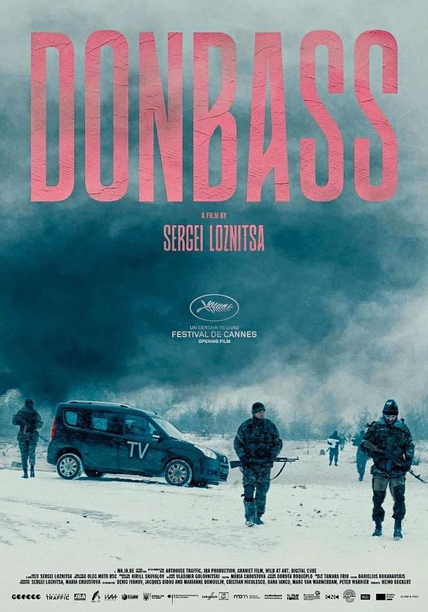 5x dvd Donbass