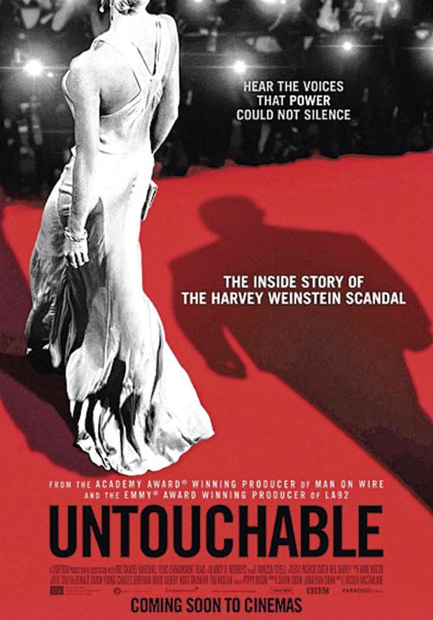 [Critique ciné] Untouchable, le docu sur Weinstein et #metoo