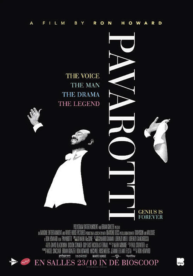 "[Critique ciné] Pavarotti, malheureusement trop ""people"""