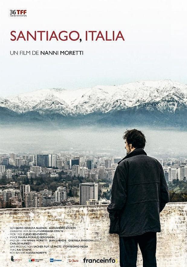 15x2 places pour Santiago, Italia