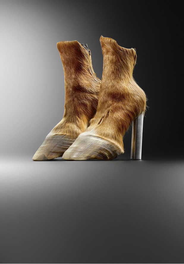 This boots are made for (not) walking